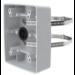 Axis 01470-001 cámaras de seguridad y montaje para vivienda Monte
