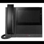 POLY CCX 600 IP telefoon Zwart LCD Wi-Fi