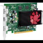 HP 3TK71AA Grafikkarte Radeon RX 550 4 GB GDDR5
