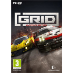 Codemasters GRID Ultimate Edition PC Ultimativ Englisch