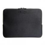 "Tucano Colore Second Skin notebook case 31.8 cm (12.5"") Sleeve case Black BFC1112"