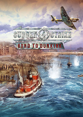 Nexway Sudden Strike 4: Road to Dunkirk (DLC) Video game downloadable content (DLC) PC/Mac/Linux Español