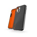 """GEAR4 Battersea mobiele telefoon behuizingen 14,7 cm (5.8"""") Hoes Zwart, Oranje"""