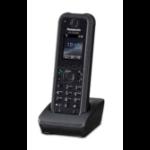 Panasonic KX-TCA385 DECT telephone handset Black