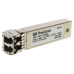 Hewlett Packard Enterprise X132 10G SFP+ LC SR 10000Mbit/s SFP+ 850nm Multi-mode network transceiver module