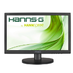 "Hannspree Hanns.G HE196APB 18.5"" Black HD ready Matt LED display"