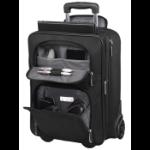 "Toshiba Advantage Laptop Trolley 43.9cm (17.3"") 17.3"" Trolley case Black"