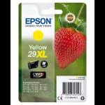Epson Strawberry C13T29944012 Tintenpatrone Original Gelb 1 Stück(e)