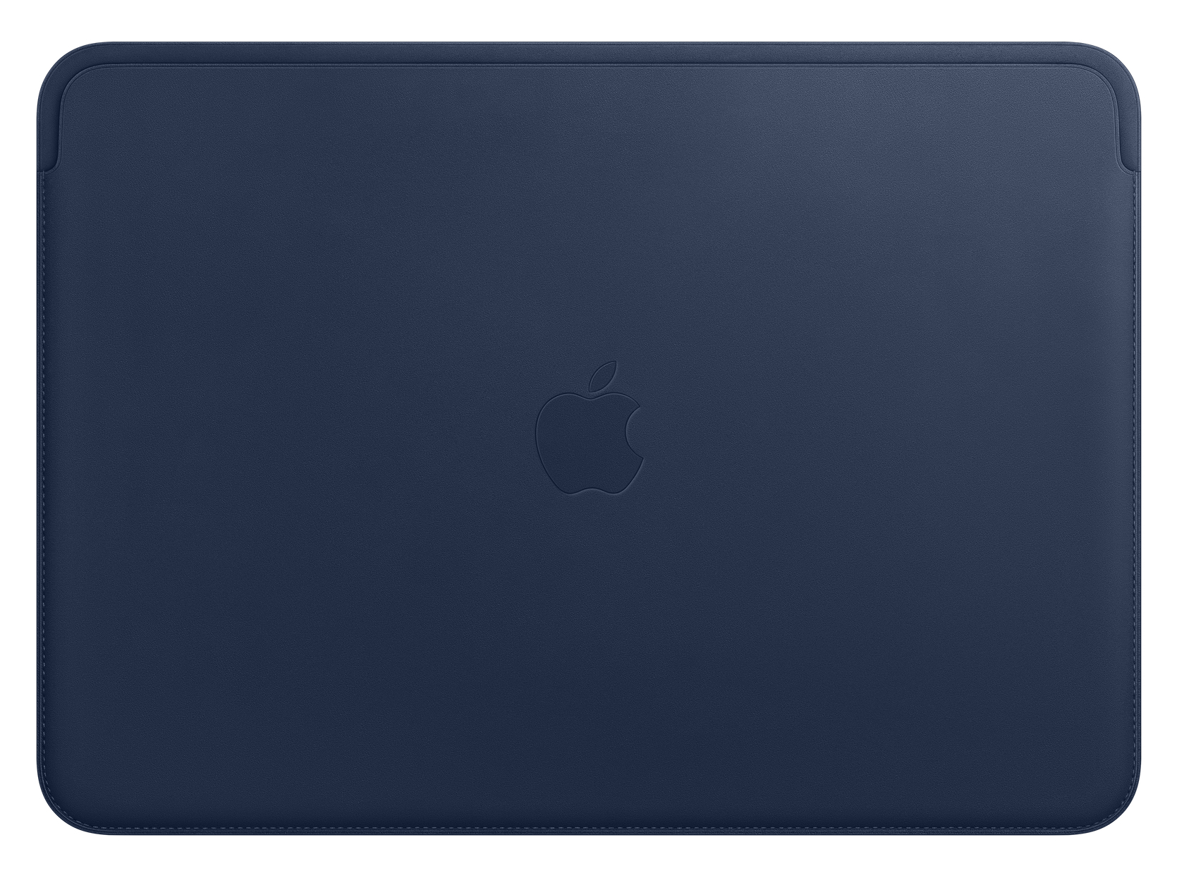 Leather Sleeve - 13in MacBook Pro - Midnight Blue