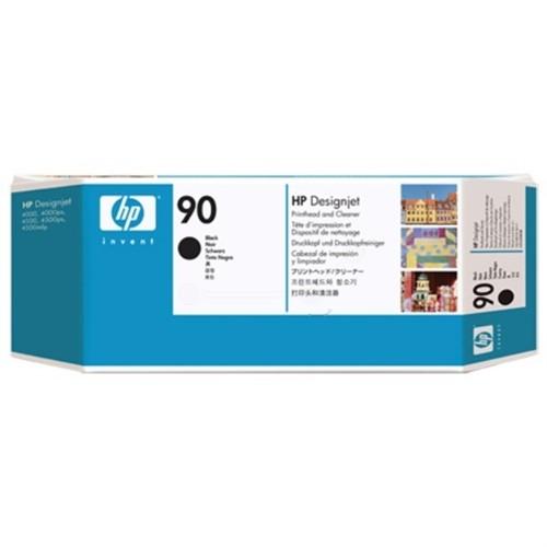 HP C5054A (90) Printhead black, 44ml