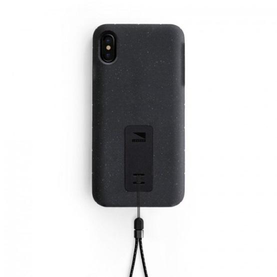 Lander Moab. iPhone XS Max. Black