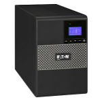 Eaton 5P850I + 5Y Warranty 850VA 6AC outlet(s) Tower Black uninterruptible power supply (UPS)