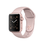 Apple Watch Series 1 OLED 25g Pink gold smartwatch