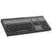 CHERRY LPOS Qwerty Touch Pad MSR 127 Keys Black