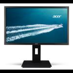 """Acer Professional B246HYLA 60.5 cm (23.8"""") 1920 x 1080 pixels Full HD LED Grey"""