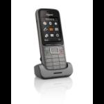 Gigaset SL750H PRO DECT telephone handset Zwart, Grafiet