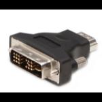 Belkin HDMI/DVI HDMI DVI-D Black cable interface/gender adapter