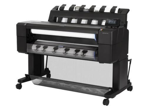 HP Designjet T1530 large format printer Colour 2400 x 1200 DPI Thermal inkjet A0 (841 x 1189 mm) Ethernet LAN