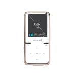 Intenso Video Scooter MP3 player 8GB White