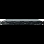 TOA DA-250F audio amplifier Performance/stage Black