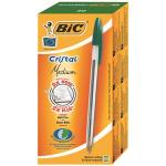 BIC Cristal Green