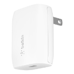 Belkin F7U096DQWHT mobile device charger Indoor White