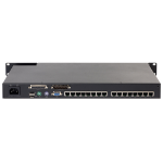 APC KVM0116A KVM switch Rack mounting Black