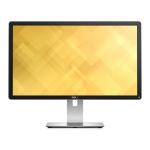 "DELL Professional P2415Q computer monitor 60.5 cm (23.8"") 3840 x 2160 pixels 4K Ultra HD LCD Black"