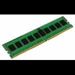 Kingston Technology ValueRAM 8GB DDR4 2400MHz 8GB DDR4 2400MHz ECC memory module