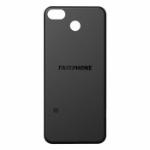 Fairphone 000-0041-000000-0033 mobiele telefoon onderdeel Deksel van de achterbehuizing Zwart