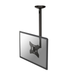 "Newstar TV/Monitor Ceiling Mount for 10""-40"" Screen, Height Adjustable - Black"
