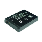 MicroBattery MBD1135 Lithium-Ion 850mAh 3.7V rechargeable battery