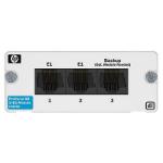 Hewlett Packard Enterprise dl 2xE1 Module Ethernet LAN network management device