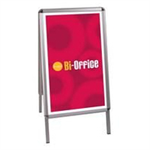 Bi-Office DKT40303032 poster stand