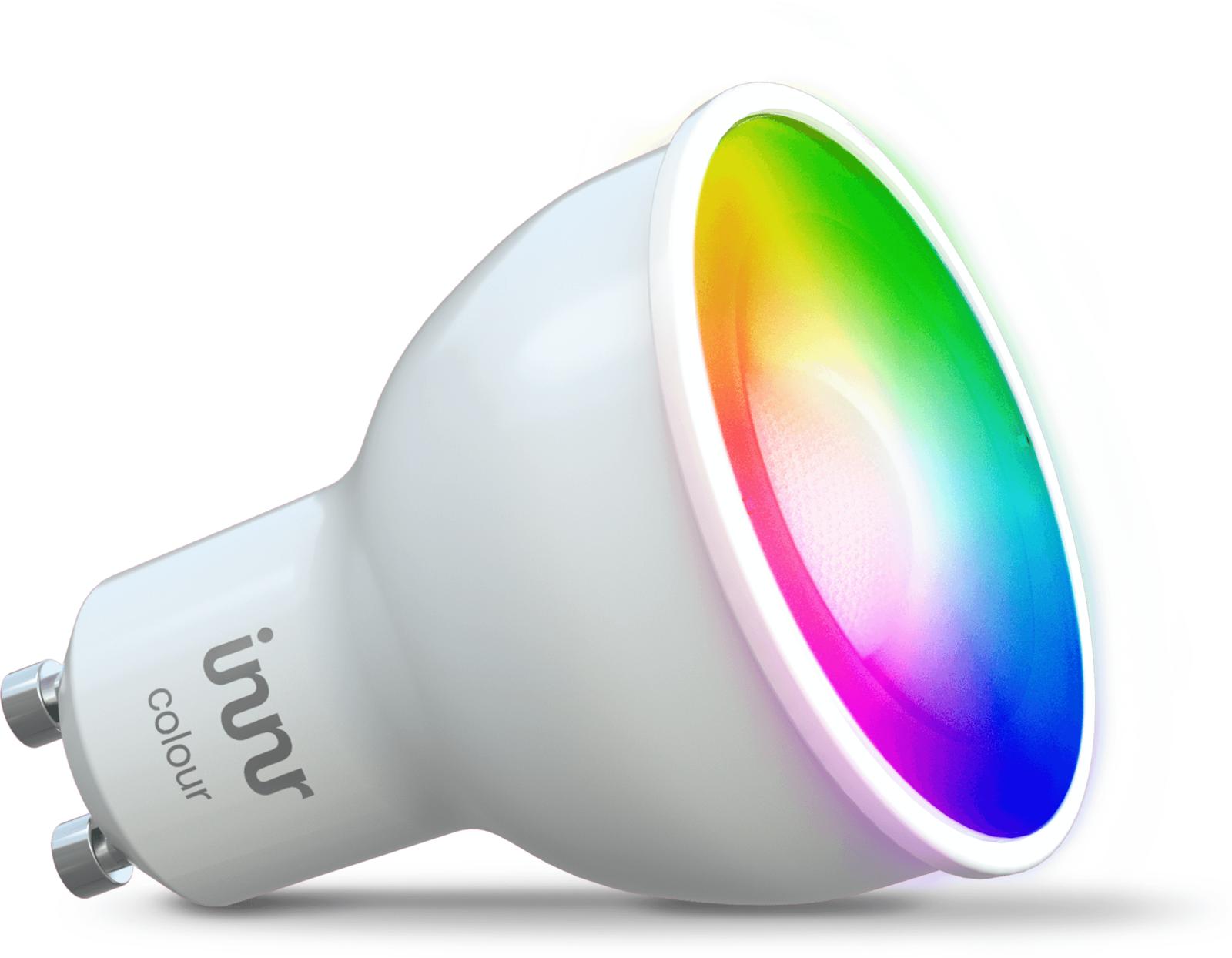 INNR LIGHTING 1X GU10, SMART SPOT COLOUR