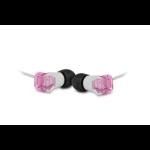 Maroo MA-EP7003 In-ear Binaural Wired Black,Pink,White mobile headset