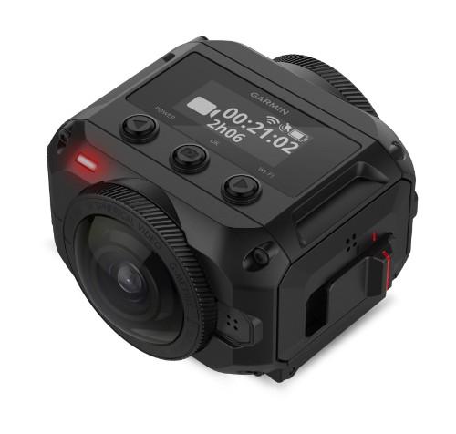 "Garmin VIRB 360 15MP 4K Ultra HD 1/2.3"" CMOS Wi-Fi 133g action sports camera"