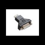 V7 V7E2HDMIMDVIDF-ADPTR tussenstuk voor kabels HDMI DVI-D Zwart