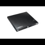Lite-On eBAU108 optical disc drive Black DVD Super Multi DL
