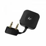 KitSound KSBTAP2BK headphone/headset accessory Interface adapter