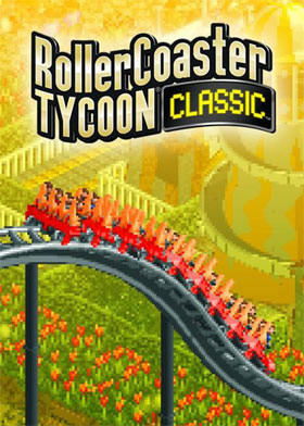 Nexway Act Key/RollerCoaster Tycoon Classic vídeo juego PC/Mac Remastered Español