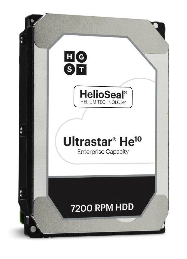 "Western Digital Ultrastar He10 3.5"" 8000 GB Serial ATA III"