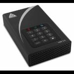 Origin Storage ADT-3PL256-12TBEMEA 12000GB 3.0 (3.1 Gen 1) Black USB flash drive
