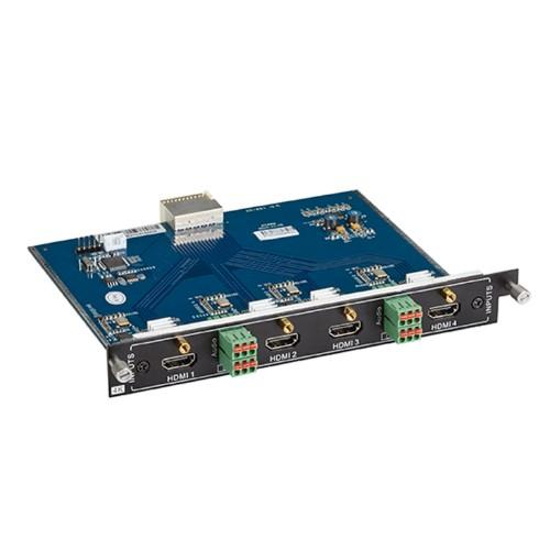 Black Box AVS-4I-HDM interface cards/adapter Internal HDMI, Terminal