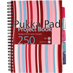 Pukka PUKKA PAD PROJECT BOOK A4 250 SHEET