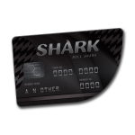 Rockstar Games Grand Theft Auto V: Bull Shark Cash Card PC
