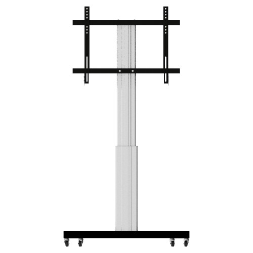 Conen Mounts Height adjustable mobile tv and monitor stand, lite series with 50 cm of vertical travel