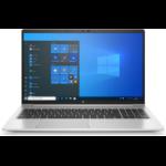 """HP ProBook 650 G8 DDR4-SDRAM Notebook 15.6"""" 1920 x 1080 pixels 11th gen Intel® Core™ i5 16 GB Wi-Fi 6 (802.11ax) Windows 10 Pro Silver"""