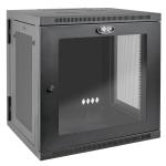 Tripp Lite SRW12USDPG power rack enclosure 12U Wall Black
