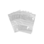 LSM Write-on Grip Bags 40mu 88 x 114mm Clear PK1000